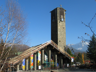 2009 - l'église en chantier