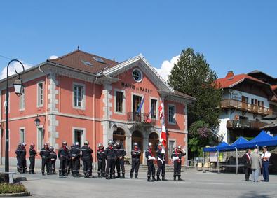 La mairie de Passy, A. Tobé ©