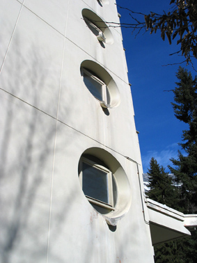 Martel de Janville, P. Abraham, H.-J. le Même, architectes, A. Tobé ©