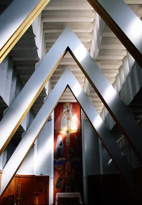 La chapelle de Martel de Janville, A. Zarraga, R. Tasseau ©