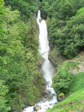 La cascade de cœur, Office de tourisme ©