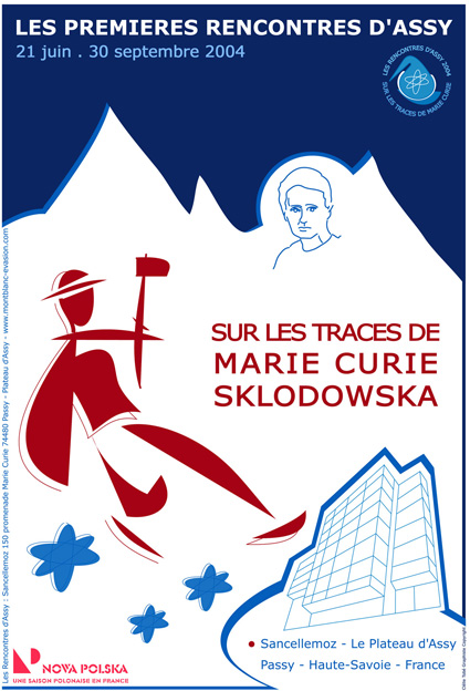 2004 Rencontres Assy Marie Curie page garde
