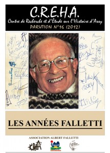 A Falletti Brochure