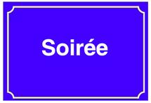 A Falletti Soirée